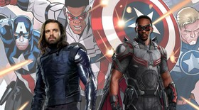 Disney tạm dừng sản xuất 'Falcon & Winter Soldier' do COVID-19