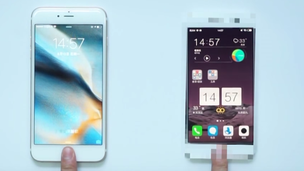 "Video Vivo X7 ""dìm hàng"" iPhone 6s Plus và Galaxy S7 edge"