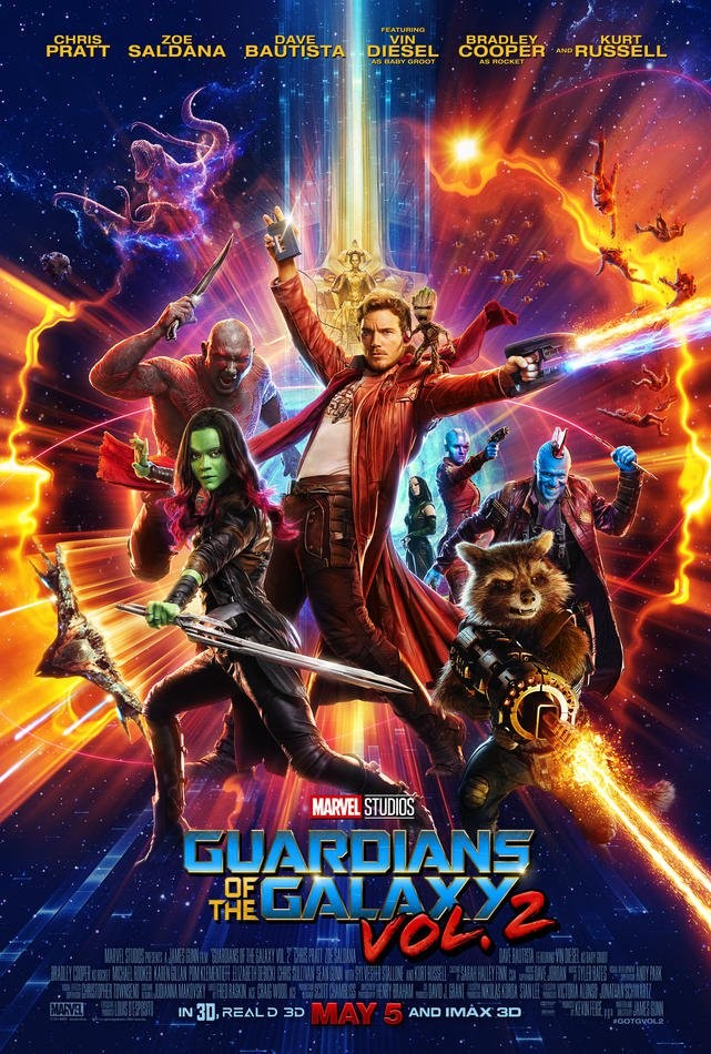 Review Guardians of the Galaxy Vol. 2