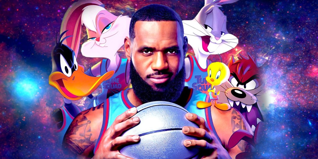 LeBron James suýt nữa mặc giáp Game of Thrones Armor trong Space Jam 2 ảnh 3