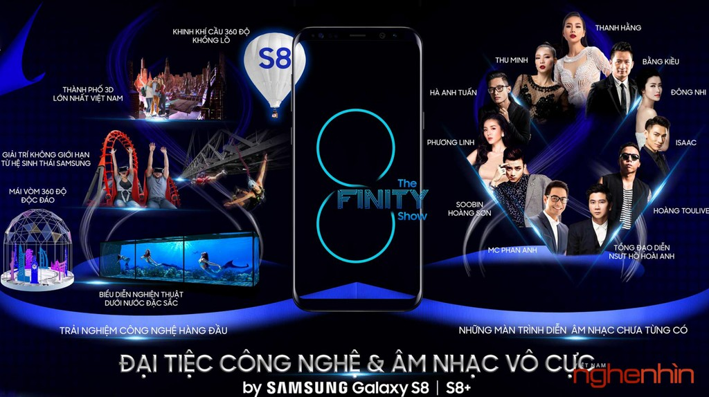 The 8Finity Show