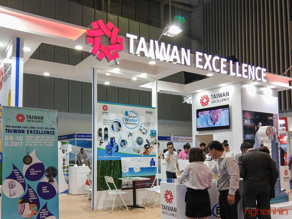 Taiwan Excellence Vietwater 2017