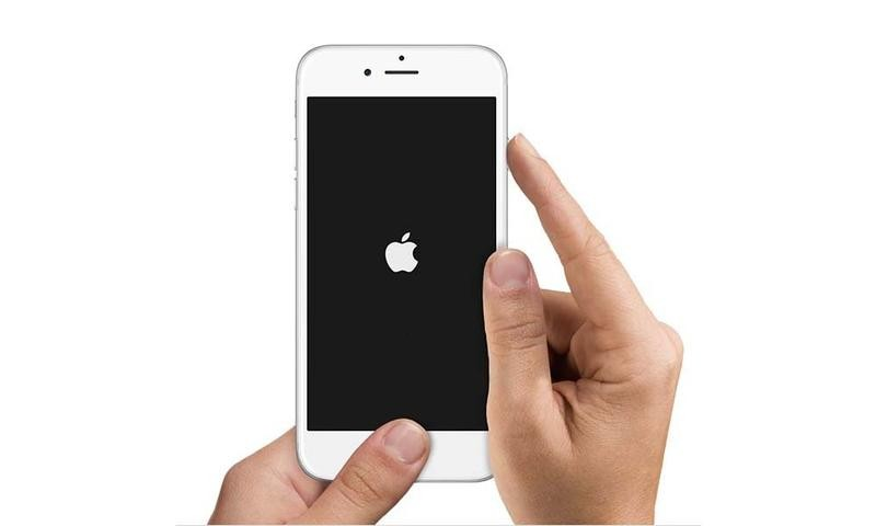 iPhone Reset Button